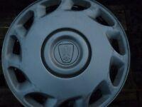 rover 14in . wheel trims