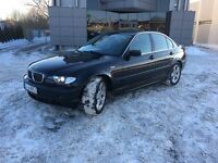BMW 330xi*LEFT HAND DRIVE*PETROL+LPG* 2004*POLISH PLATE