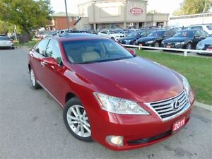 2011 Lexus ES 350 PREM PKG NAVIGATION B-UP CAMERA