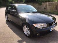 BMW 1 Series 120d 2.0 Sport 5 Door