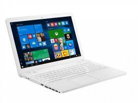 ASUS X541SA /INTEL QUAD CORE 2.56 GHz/ 4 GB Ram/ 1 TB HDD/ HDMI/ WEBCAM/ USB 3.0 - WIN 10