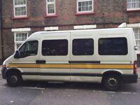 6 seater-Ex- Ambulance Renault Master Camper conversion- LEZ compliant