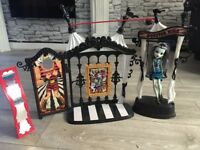 Monster high circus playset and doll only £10