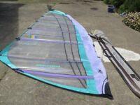 Windsurf sail 7.4M