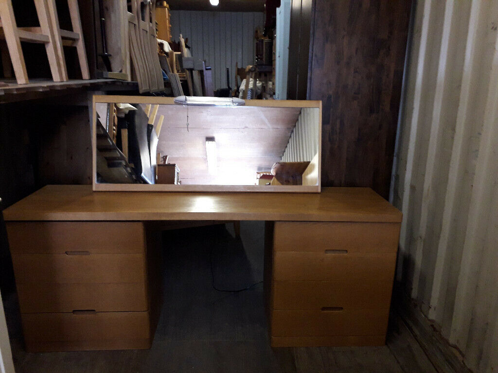 outlet store 41bc1 c17d7 oak effect dressing table with mirror.newry.if advert still here,still for  sale. | in Newry, County Down | Gumtree