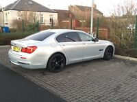 BMW 730d M Sport Luxury Edition