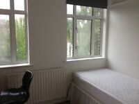Two Single furnished rooms available in a 4 bedroom maisonette