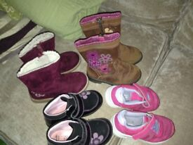 2 Year old girl shoes / boots