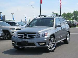 2012 Mercedes-Benz GLK350 Leather! Heated Seats! V6!