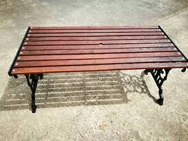 Garden / picnic/ BBQ table