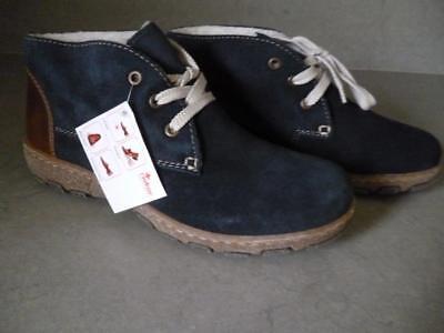 rieker  Antistress Damen Schuhe,Stiefel,Boots,Desertboots Gr.38 NEU,Winter