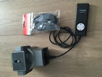 Hague Pan & Tilt Power Head w controller and extension cable