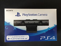 Playstation 4 (PS4) Camera v2 (new/sealed)