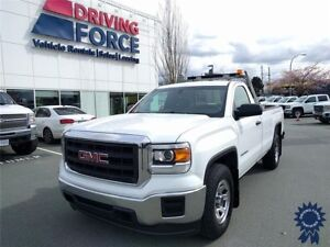2014 GMC Sierra 1500 Regular Cab 2WD w/8' Box, Bluetooth
