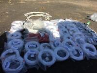 Job Lot of Cat 6 patch Leads (various Lengths)