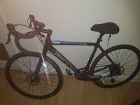 Boardman CX Comp Bike 2014 - Barely Used, Pretty much brand new