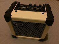 Roland Micro Cube (White) - Excellent Condition