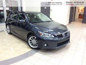 2011 Lexus CT 200h *RESERVE**TOIT OUVRANT**JAMAIS ACCIDENTEE**