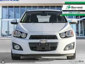 2016 Chevrolet Sonic LT Sunroof/Alloys/Remote Start & Heated Sea