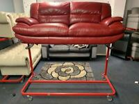 Red Harvey's sofa Free delivery 🚚 sofa suite couch furniture