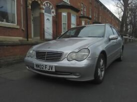 2002 Mercedes for Sale