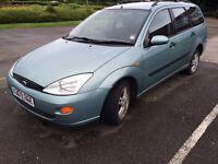 Ford Focus Estate Diesel 1.8 £230