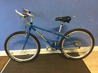 Ladies Retro Gary Fisher Wahoo mountain bike