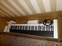 YAMAHA P-45 DIGITAL PIANO (New, unused and boxed.)