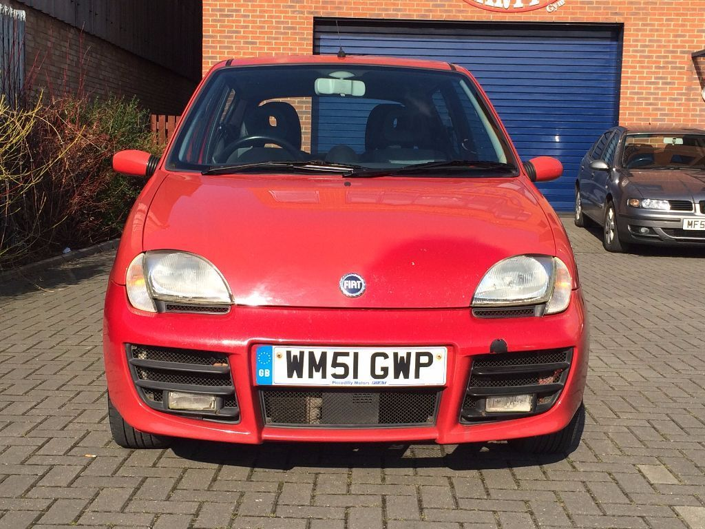 fiat l jet seicento abarth depot engine with hp swap t a turbo