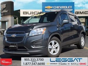 2016 Chevrolet Trax LT PLUS PACKAGE