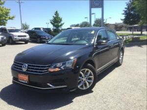 2016 Volkswagen Passat Trendline plus 1.8T 6sp at w/ Tip