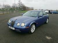 Jaguar S-Type Sport 2.5 petrol automatic with new MOT service history and good running order