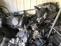 Vespa gts engine