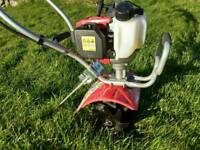Mantis Deluxe 4-Stroke Tiller as new condition