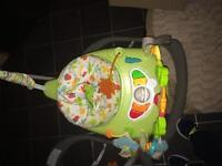 Fisher Price Jumperoo's (TWO)