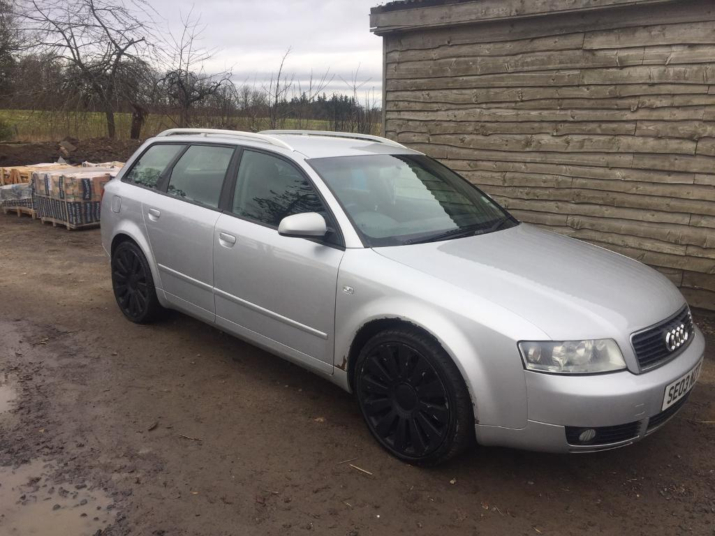 Need This Away Audi A4 In Peebles Scottish Borders Gumtree