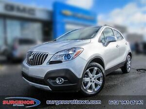 2016 Buick Encore AWD Leather  - Certified - $190.99 B/W