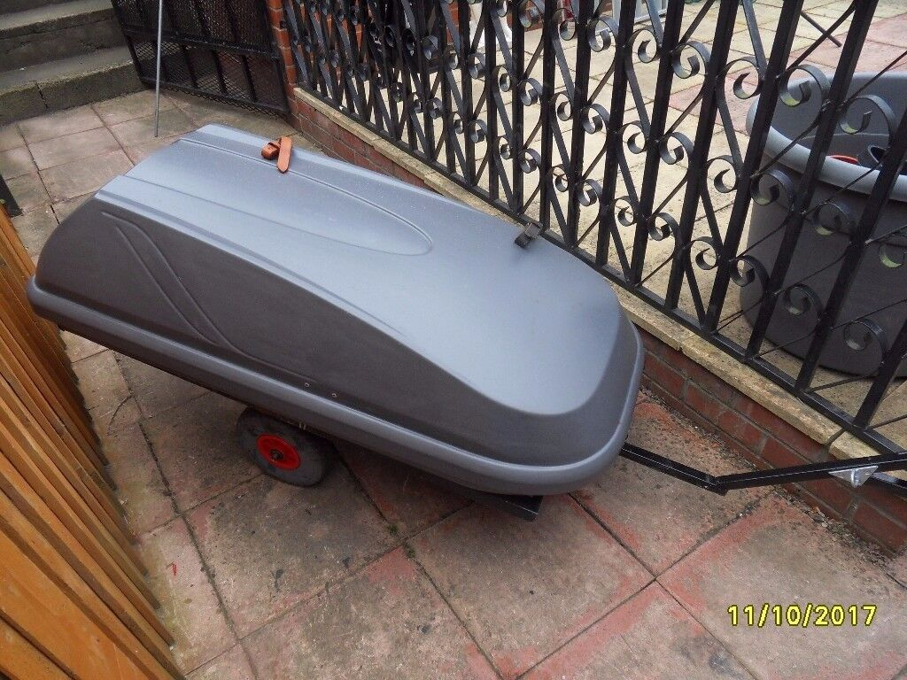 trailer that fits a mobility scooter