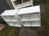 Shelves unit storage (can deliver)