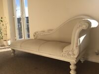 Attention home design enthusiasts - chappy chic chaise long couch adds character to any room