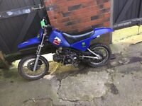 Pw90 fully working bargain not pitbike big quad not mini moto not 50cc