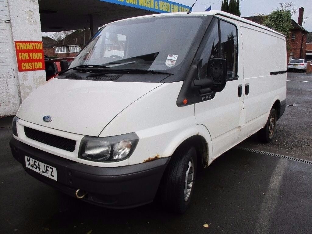 2004 54 ford transit 2 0 tdci 280 swb long mot good drive no vat no vat no vat good tyres px. Black Bedroom Furniture Sets. Home Design Ideas