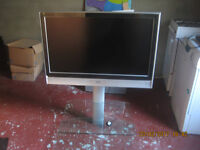 """37"""" JVC DIGITAL TELEVISION - Wide LCD Panel Television, including stand.."""