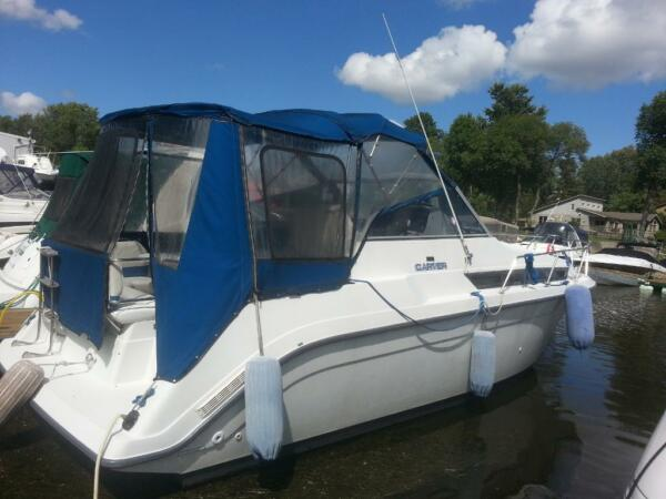 Used 1992 Carver Yachts montego 528