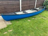 Canadian canoe 16ft