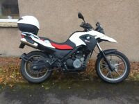 2011 BMW G650GS w/ABS and heated grips