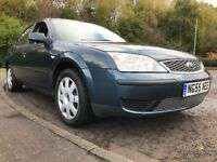 ★ LOW MILEAGE AUTO ★ JAN 2006 FORD MONDEO LX 2.0, 5dr,1 OWNER,GOOD S HIST, YEARS MOT eg vectra mazda