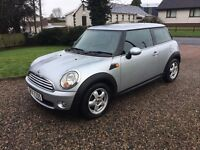 2007 MINI COOPER 1.6 -- FACELIFT MODEL --