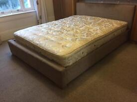 King size mattress hand made natural Courts by Millbrook