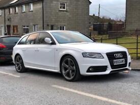 Audi A4 s line black edition swap px